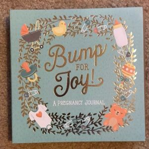 """Bump for Joy"" A Pregnancy Journal"" New!!"